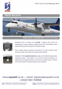 InterSky Press Release